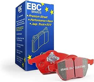 Ebc Brakes Dp3826c Redstuff Keramik Bremsbelag Mit Niedrigem Staub Auto