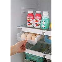 Diskary Organisateur de Tiroir pour Porte-Oeufs pour Réfrigérateur, Conteneur de Stockage d'oeufs de Réfrigérateur…