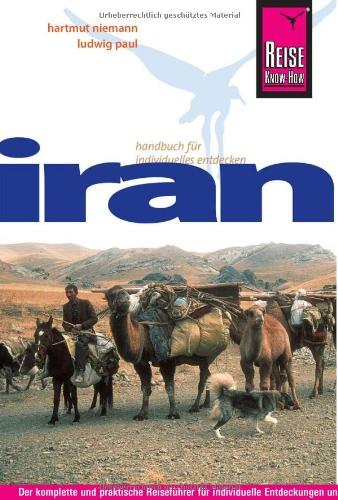 Reiseführer: Iran, Reise Know-How Verlag