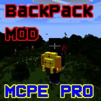 BackPack NEW Mods MCPE and PE