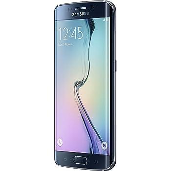 Samsung Galaxy S6 edge SM-G925F 32GB 4G Black: Amazon.de