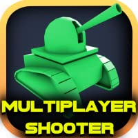 Pixel Tank 3D - Multiplayer Shooter (Kindle Tablet & Kindle Fire Phone Mobile Edition)