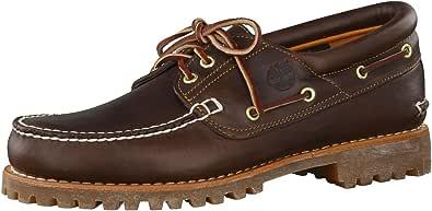 Timberland Traditional Handsewn 3 Eye lug C30003, Chaussures Bateau