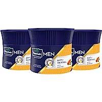 Parachute Advansed Men Hair Cream, Anti Hairfall, With Almond Oil,Pack of 3, Each 100 ml