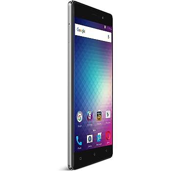 BLU VIVO 5R 4G LTE SIM-Free Smartphone (32 GB and 3 GB RAM) - Grey