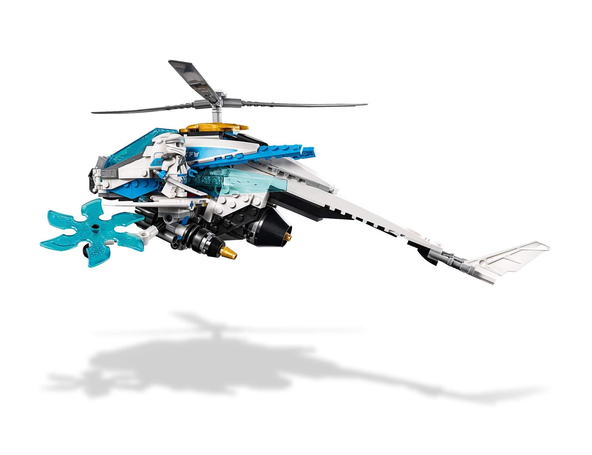 LEGO Ninjago - Gioco per Bambini ShuriCottero, Multicolore, 6250875 5 spesavip