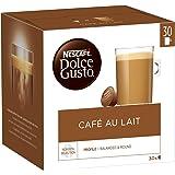 Nescafé Dolce Gusto Café au Lait - Café - 30 Capsules (1 boîte XL)