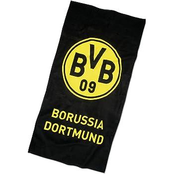 Borussia Dortmund BVB 09 BVB-Strandtuch mit Emma-Motiv