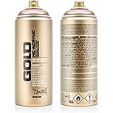 Montana Cans 285936 Montana Spray Gold 400ml, Gld400-m2000-Copperchrome