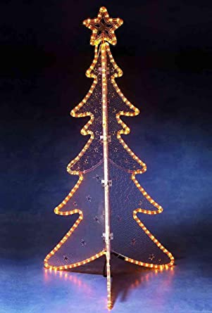 Konstsmide outdoor decoration 3d leds acrylic large rope light tree konstsmide outdoor decoration 3d leds acrylic large rope light tree amazon lighting aloadofball Image collections