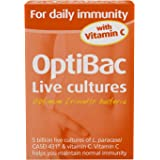 """OptiBac - """"Für die tägliche Immunität"""" - 30 Kapseln"""