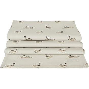 Sophie Allport Table Runner - Hare design