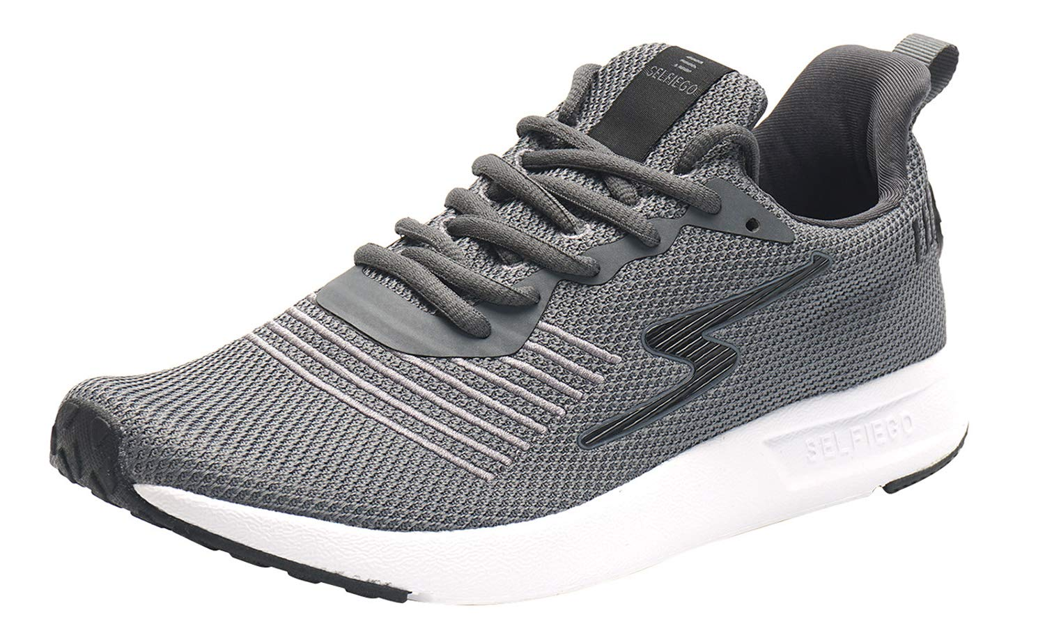 71o8JZvRaOL - SelfieGo Mens Casual Mesh Walking Shoes - Fashion Athletic Sport Running Sneaker Comfortable Breathable Lightweight