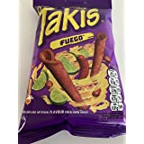 Takis Fuego Extreme Chilli and Lime Flavoured Fried Corn Snacks 55g