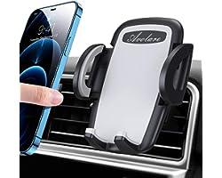 Avolare® Auto Gsm-houder voor Autoventilatie Universele Gsm-autohouder Telefoonhouder [Uniek Ontwerp, Hoge Kwaliteit] voor Sa