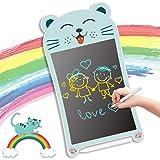 GUYUCOM Tableta de Escritura LCD, Tablero de Dibujo Electrónico de 8.5 Pulgadas, Tablero de Escritura Colorido Mejorado con l