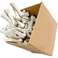 VIP Collection Rawhide Presses Chew Bones 5 Inches Pack of 1 Kg