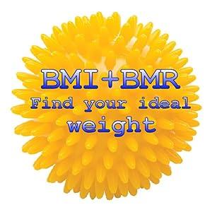 71o9erWS1ZL. SS300  - BMI + BMR Ernährung
