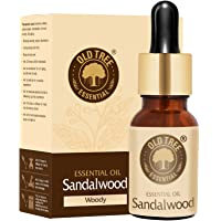 Old Tree Sandalwood Essential Oil for Aromatherapy, 30 ml