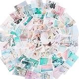 150PCS Autocollants Scrapbooking Mer Stickers Etiquettes Adhésif en Papier Japonais DIY Album Photo Artisanat Bricolage Acces