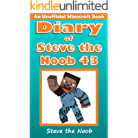 Diary of Steve the Noob 43 (An Unofficial Minecraft Book) (Diary of Steve the Noob Collection)