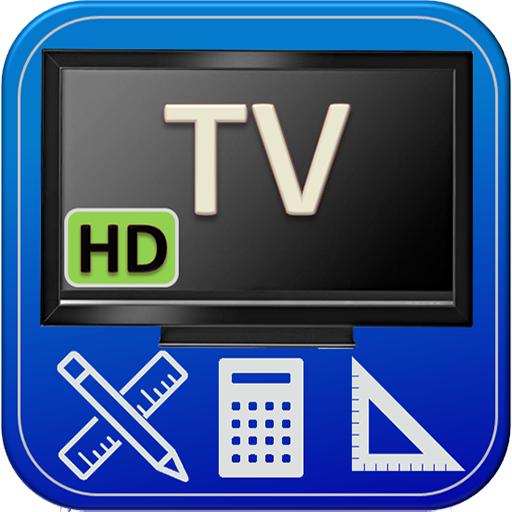 HDTV Calc Tools Widescreen Lcd-hdtv