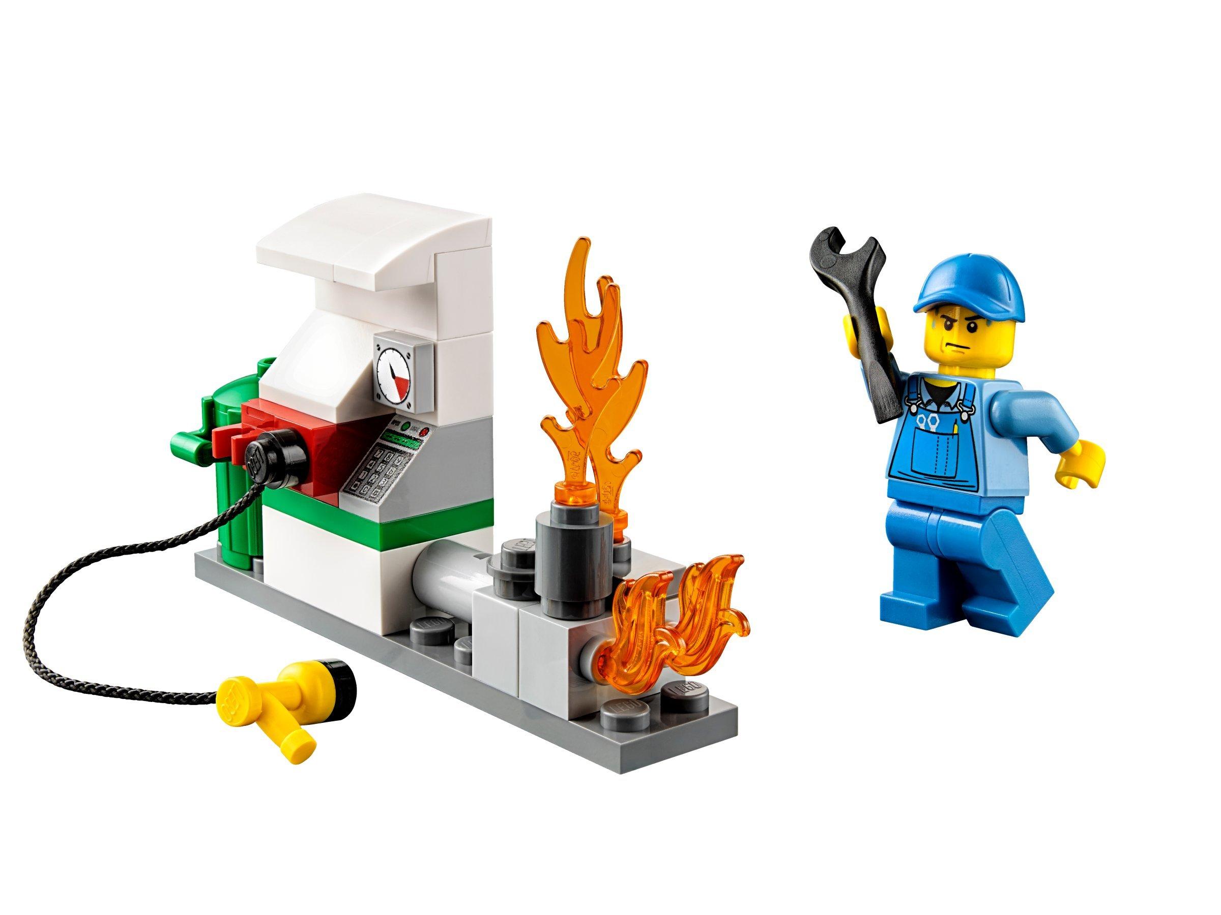 STARTER SET DEI POMPIERI 60088 LEGO CITY