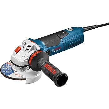 Bosch Professional 0601796002 GWS 15-125 CIE Winkelschleifer mit Zusatzhandgriff Vibration Control