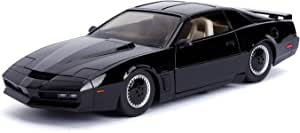 Jada Ja30086 Knight Rider Kitt 1982 Pontiac Firebird Modellauto 1 24 Amazon De Spielzeug