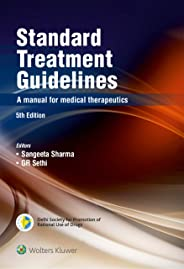 Standard Treatment Guidelines - A Manual of Medical Therapeutics 5/e