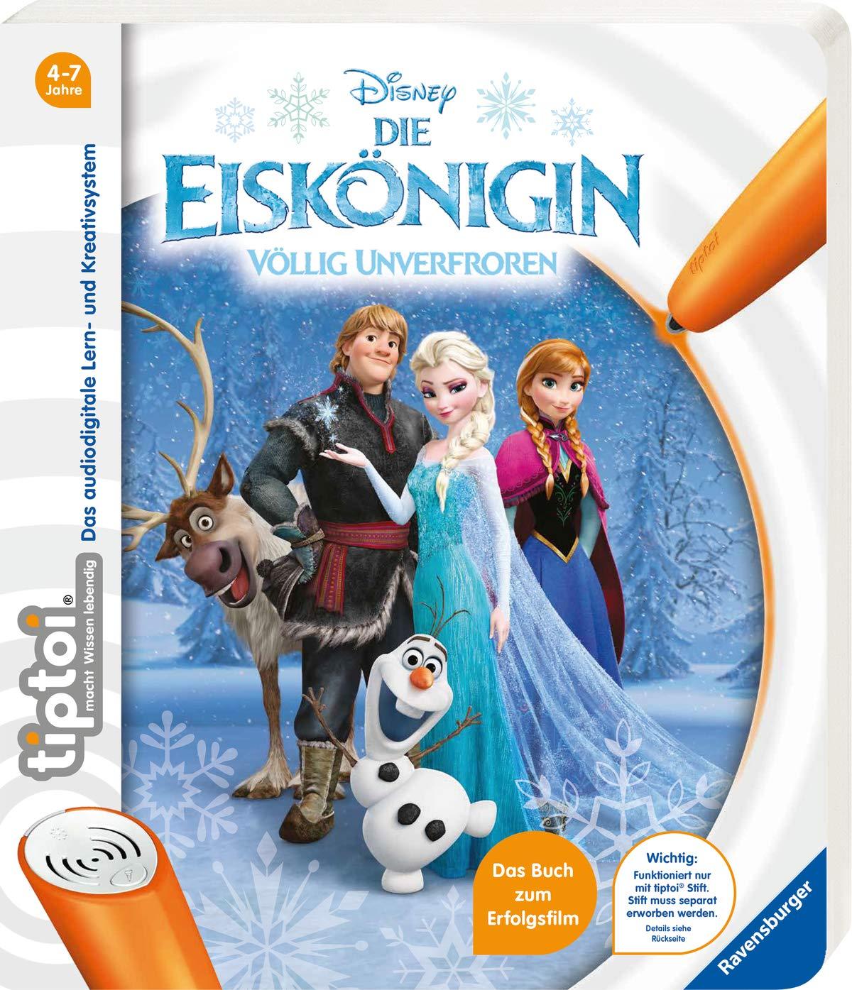 tiptoi® Die Eiskönigin – Völlig unverfroren
