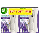 Air wick Air Freshener Freshmatic Auto Spray Kit, Lavender, 2 Gadgets and 2 Refills, 250 ml each (Pack of 2)