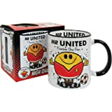 Mr United Mug - Ideal for The Football Utd Man Manchester