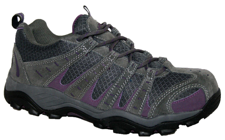 Ladies Montana/Pine Fully Waterproof Walking/Hiking LACE UP Trainer Shoe
