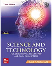 Science and Technology: for Civil Services Preliminary and Main Examination