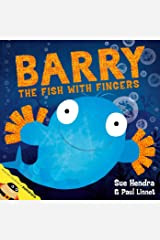 Barry the Fish with Fingers Paperback