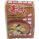 KURANO KAORI -  Pâte de Miso rouge SANS OGM, SANS COLORANTS et SANS GLUTENE 1x1KG - Import Japon