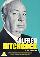 The Alfred Hitchcock Signature Collection: North by Northwest + The Wrong Man + Dial M for Murder + I Confess + Stranger on a Train (2-Disc: Final Release Version + Preview Version) + Stage Fright (All 6 Movies) (7-Disc Box Set) (Slipcase Packaging + Fully Packaged Import)