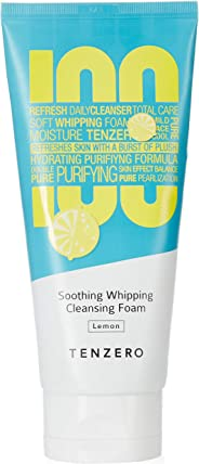Tenzero Soothing Whipping Cleansing Foam-Lemon, 180 ml