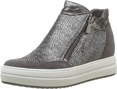 IGI&CO Donna-41537, Sneaker a Collo Alto Donna