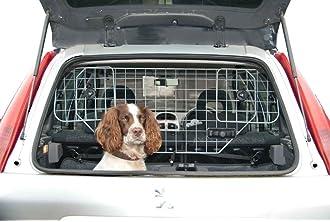Adjustable Tube Headrest Dog Guard Barrier For SSANGYONG KORANDO SPORT