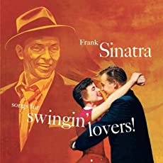 Songs for Swingin' Lovers! (Ltd.180g Farbiges Vin [Vinyl LP]