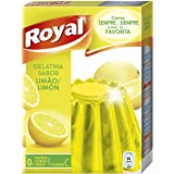 Gelatina Sabor Limon Royal 2 x 85 gr