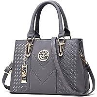 Alidear Frauen Handtasche Damen Casual Bag Umhängetasche ShoulderFashion Damen Handtaschen Damen Handtaschen Griff…