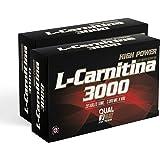 L Carnitine 3000-40 injectieflacons   Vloeistof   L-carnitine met vitamine C   Vetverbranders   Sportsupplement - Verhoog uw