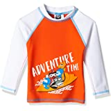 ARENA Jungen Sonnenschutz Langarm Shirt Camiseta UV Niños
