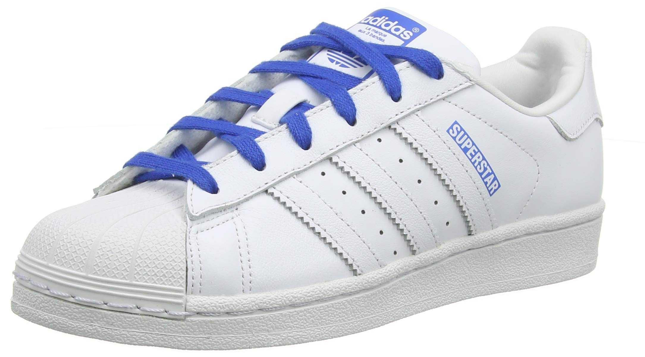 adidas Superstar J, Scarpe da Ginnastica Unisex-Bambini 6 spesavip