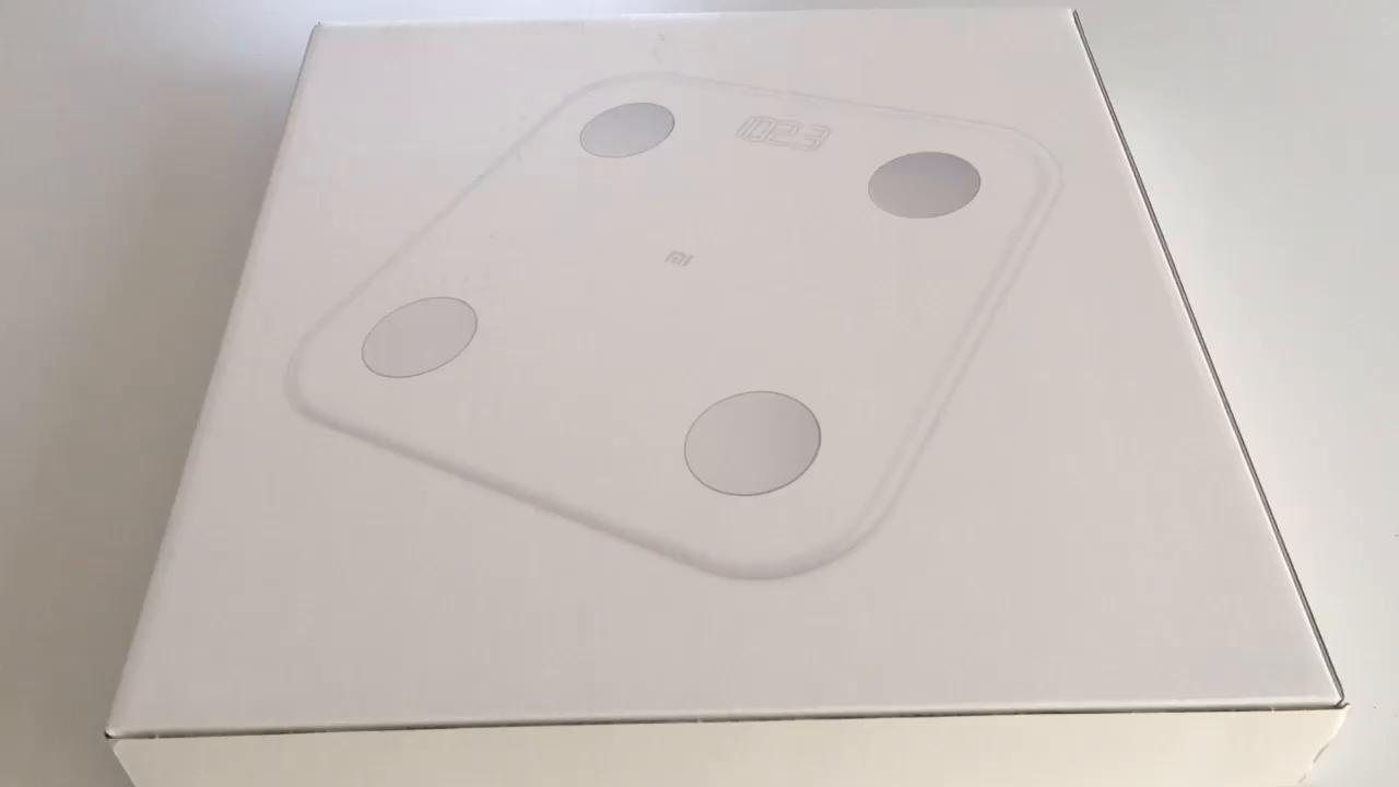 Amazon.es:Opiniones de clientes: Xiaomi Mi LPN4013GL - Bascula de baño, electrodos de acero inoxidable, escala II