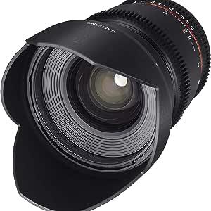 Samyang 16 2 2 Lens Video Dslr Ii Canon Ef Manual Focus Camera Photo
