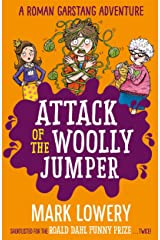 Attack of the Woolly Jumper (Roman Garstang Disasters) Paperback